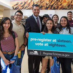 High School and Youth Initiatives | California Secretary of State In High School, High School Students, Voter Registration Form, High School Programs, List Of Resources, Education Week, Federal Prison, Student Learning