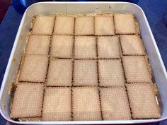 Karmelowiec - ciasto bez pieczenia - Blog z apetytem Blog, Blogging