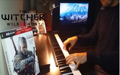 A piano cover for Ard Skellig soundtrack #TheWitcher3 #PS4 #WILDHUNT #PS4share #games #gaming #TheWitcher #TheWitcher3WildHunt
