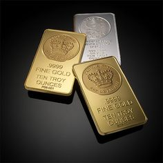 What's the difference between investing in gold or silver?