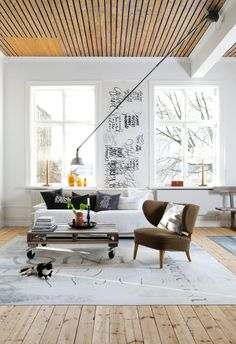 ♂ Masculine neutral interior design grey home deco My Living Room, Home And Living, Living Spaces, Modern Living, Studio Living, Living Area, Home Interior, Interior Architecture, Interior Decorating