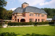 Henry Van De Velde (1863-1957) - The Villa Schulenburg. Designed for Paul Schulenburg. Gera, Germany. Circa 1913.