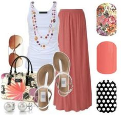 Fun fashion with coordinating Jamberry wraps to inspire you.