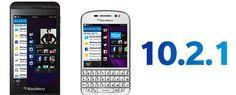 BlackBerry anunció hoy el...