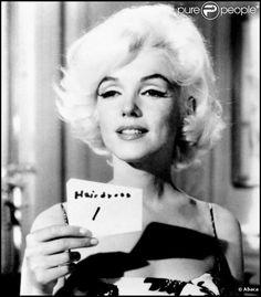 Marilyn Monroe 60's! <3
