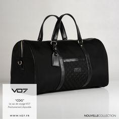 CDG - Weekend Bag for Men by VO7 - Coming Soon