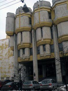Classics Of Soviet Architecture: Hotel Rus / Centre of St. Petersburg, Russia | #socialist #brutalism #architecture