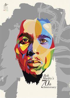 Bob Marley   R.093
