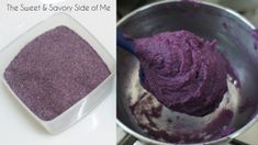 How To Rehydrate Ube Powder | The Sweet & Savory Side of Me