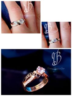 Ring Ring, Piercing, Wedding Rings, Engagement Rings, Annie, Boards, Jewelry, Fashion, Hand Jewelry