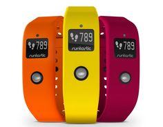 Runtastic Orbit Otro ejemplo de pulsera que registra tu actividad y monitoriza tu sueño.