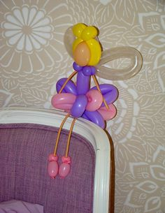 Fairy Balloon - looks like it uses 160's