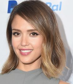 Jessica Alba's favorite DIY beauty treatment is an avocado hair mask.