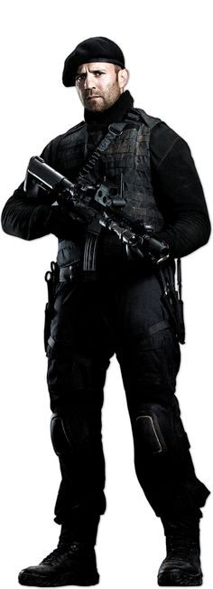 Jason (Lee)~tall, dark and oh so deadly...sexy can be brutal lol!-courtesy Expendables