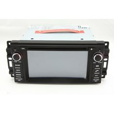 Head Unit Auto Stereo Car DVD Player GPS Navigation for Jeep Liberty with Radio Bluetooth TV