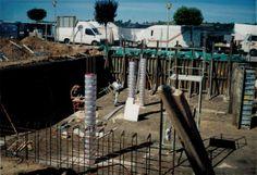 pilares, pilars, fonaments, cimientos, estructura, estructures