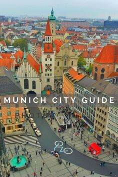 Munich City Guide: How to Make the Most of Your Precious Travel Time. Travel in Europe. Visit Munich, Visit Germany, Germany Europe, Munich Germany, Germany Travel, Bavaria Germany, Europe Destinations, Europe Travel Tips, European Travel