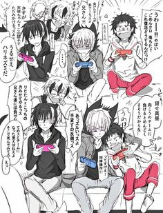 YAAAAS Servamp Anime, Anime Guys, Sleepy Ash, Kawaii Potato, Manga Hair, Fairy Tail Funny, Anime Ships, Fujoshi, Doujinshi