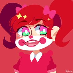 Baby Fnaf, Circus Baby, Sister Location, Rare Pictures, Five Nights At Freddy's, Baby Room, Minnie Mouse, Fan Art, Disney Princess