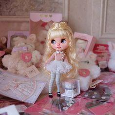 #doll #blythe #ransilentnight #ranrancustom