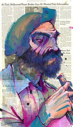 http://kyleschuler.com/Illustration.html