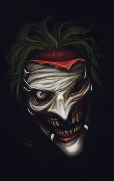 The Joker by TovMauzer on DeviantArt