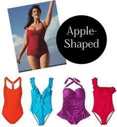 Lingerie for apple shaped girl