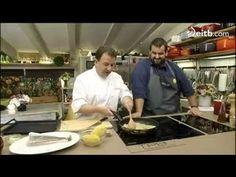 Merluza al horno con patatas y cebolla, en 'Robin Food' - YouTube