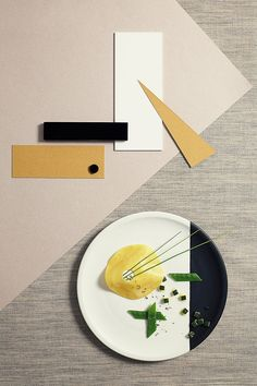 1: The Bauhaus Series | Classic Bauhaus Designs, Reimagined In Food | Co.Design: innovation + design