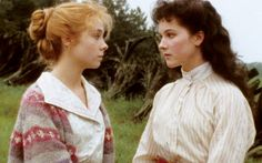 Anne Shirley & Diana Barry