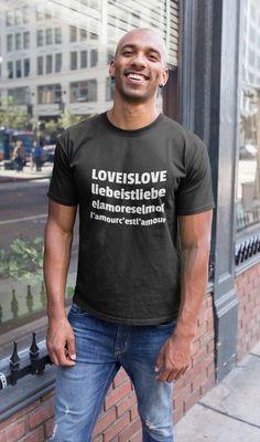 d6a19cf34f0ca YONI SHAKTI love is love black t shirt Gay Pride Trans Lesbian Bisexual sex  t shirt