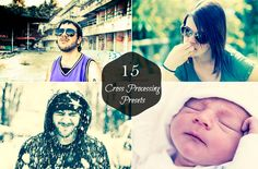 Check out 15 Cross Processing Presets by symufa1 on Creative Market