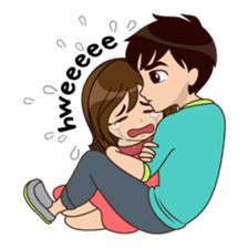 Cute, funny, lovely couple those who in love Love Cartoon Couple, Cute Couple Comics, Couples Comics, Cute Love Couple, Cute Love Stories, Cute Love Gif, Cute Love Pictures, Cute Couple Drawings, Love Drawings