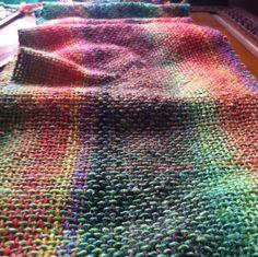 Noro scarf