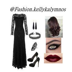 Gothic Dream - Fashion look Gothic Fashion, Art Decor, Creative, Image, Design, Style, Swag, Stylus, Design Comics