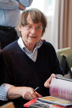 Cabu en dédicace au salon Livres & Musiques de Deauville @ Sandrine Boyer-Engel