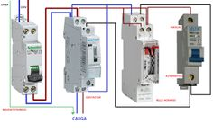 Three Phase Electrical Wiring Installation at Home 3Phase