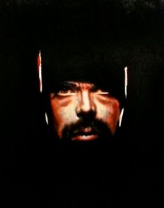 Dimitris Andreadis self portrait