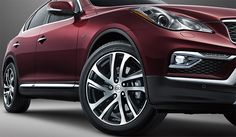 The coming 2018 Infiniti QX50 are undoubtedly one in all the Nissan's technology cars. Everything on this model is on the high level