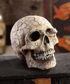 Skull and Mouse | Vergie Lightfoot