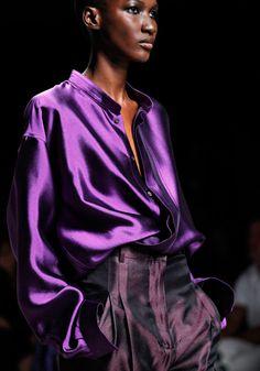 Haider Ackermann purple #haiderackermann