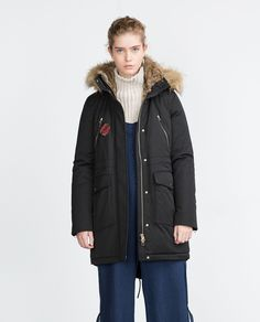 Image 1 of PARKA from Zara