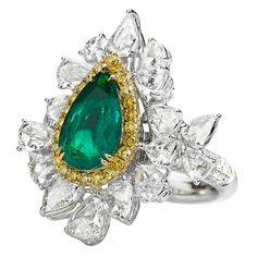 Avakian presented in London some of its most opulent high jewellery creations as worn by the stars at the Cannes Film Festival 2012