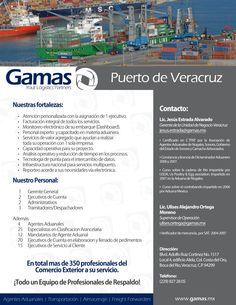 Gamas Veracruz Port Strengts