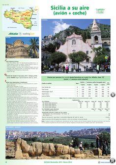 SICILIA a su Aire, salidas del 10/01 al 30/03/14 (1 semana) desde 210€ ultimo minuto - http://zocotours.com/sicilia-a-su-aire-salidas-del-1001-al-300314-1-semana-desde-210e-ultimo-minuto/