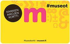 Museokortti on yli 230 museon yhteislippu, joka on voimassa vuoden ajan ensimmäisestä käyttökerrasta alkaen. Kortti maksaa %MUSEOKORTIN_HINTA%€.