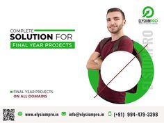 Finish your Final Year Project with expert guidance...   #elysiumpro #projectcenter #finalyearstudent #finalyearproject #projectguidance #madurai