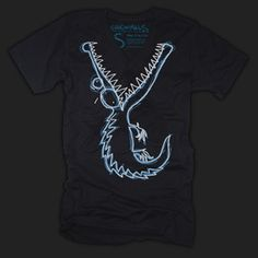 Gnarigator V-Neck T-Shirt