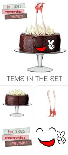 """""""PMS Party"""" by freida-adams ❤ liked on Polyvore featuring art"""