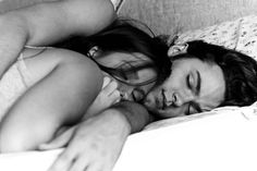 Love it when we sleep like this!